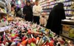پلمپ کارگاه غیرمجاز تولید مواد آرایشی در اسلامشهر