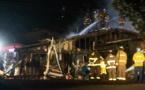 فیلم/ سقوط مرگبار هواپیما در سن دیه گو