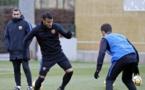 بازگشت رافینیا به میادین فوتبال