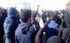 تظاهرات مشهد با شعار مرگ بر دیکتاتور+ فیلم