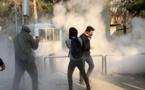 فیلم؛ درگیری شدید در خیابانهای بانه (کردستان)