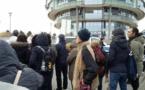 اعتراض به حضور هاشمی شاهرودی در بیمارستانی در آلمان