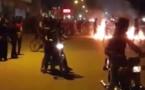 فیلم؛ تظاهرات مردم اهواز و حضور گسترده نیروهای سرکوب