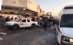 دو انفجار انتحاری در بعداد ده ها کشته و زخمی بر جای گذاشت