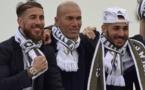 سرخیو راموس مدافع سرسخت رئال مادرید
