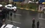تجمع مالباختگان موسسه ولیعصر در رباط کریم . یک مامور نیروی انتظامی بنام سرهنگ پاشاکی با ماشین یکی از اعتراض کنندگان را زیر گرفت