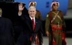 مایک پنس: آمریکا در عزم خود برای مقابله با دولت حامی تروریسم ایران تردید نمیکند