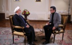 موج انتقاد از سخنان روحانی در اولین حضور در یک گفتگوی خبری بعد از اعتراضات
