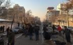 درگیری دراویش گنابادی با نیروهای امنیتی و لباس شخصی در تهران