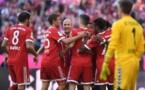 خلاصه دیدار بایرن مونیخ 5_0 بشیکتاش، مرحله یک هشتم لیگ قهرمانان اروپا