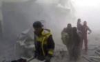 ۴۱ کشته در غوطه شرقی، ساعتی بعد از توافق آتشبس شورای امنیت