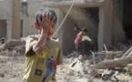 جنایات خامنه ای، سلیمانی و مدافعان حرم در سوریه
