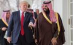 تشکر پرزیدنت ترامپ از عربستان و امارات برای مقابله با توسعه طلبی ایران