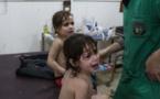 تصويري..غوطه شرقی؛ جهنم روی زمین؛ مرگ و قطع اعضای بدن کودکان