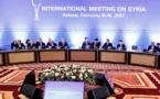همه طرفهای بحران سوریه امروز در کنفرانس «آستانه9» شرکت میکنند