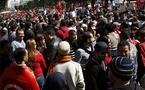 تجمع سکولارها و مخالفان رشد اسلام گرایی در تونس