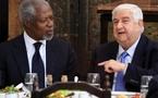 سوریه؛ موافقت نظام اسد با طرح کوفی عنان