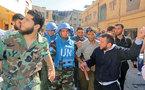 شورای امنیت سازمان ملل متحد قطعنامه جدیدی علیه سوریه صادر می کند