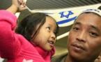 .اعضای قبیله گمشده بنیاسرائیل از هند به اسرائیل مهاجرت میکنند
