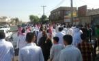 جوانان اهوازی با تمجید از قهرمانی وپایمردی یاران شهید خود عید فطر را جشن گرفتند+ویدئوی رقص عربی چوبی