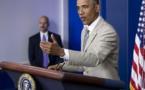 انتقاد و تمسخر از باراک اوباما بخاطر رنگ روشن کت وشلوار+فیلم
