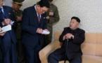 کیمجونگ اون، رهبر کره شمالی در انظار پدیدار شد