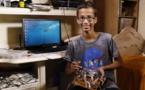 احمد نوجوان سودانی تبار با رئیس جمهور امریکا دیدار کرد