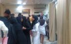 هجوم هزاران تن از مردم اهواز به بیمارستانها به دلیل بارش باران اسیدی