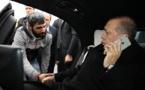 اردوغان یک شهروند را از خودکشی منصرف کرد