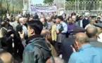 بازنشستگان اصفهانی؛ سوریه را رها کن، فکری به حال ما کن!+ ویدئو