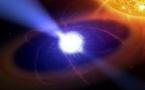 کشف نخستین «تپ اختر کوتوله سفید»