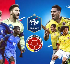 لیست تیم ملی فرانسه برای مصاف با کلمبیا و روسیه اعلام شد