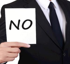 چگونه بدون احساس گناه «نه» بگوییم